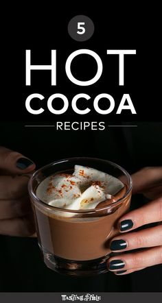 Here are our tips for a top-notch mug of cocoa, plus five recipes for boozy hot chocolate.