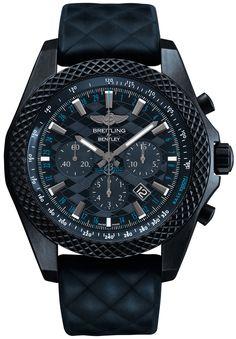 Breitling Bentley GT 'Dark Sapphire' Edition Watch