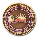 Palo Verde 3D Coin