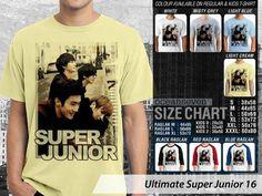 Kaos Super Junior Couple Terbaru, Kaos Super Junior Desain Terbaru, Kaos Super Junior Model Terbaru