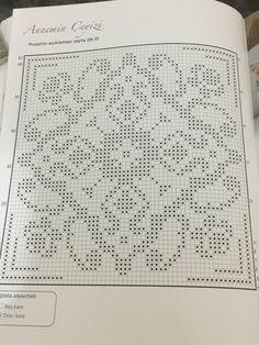 Filet Crochet Charts, Crochet Diagram, Crochet Stitches, Crochet Patterns, Crochet Cushions, Crochet Tablecloth, Crochet Doilies, Crochet Butterfly, Crochet Mandala