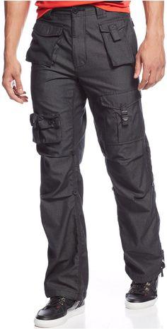 Sean John Men's Big & Tall Flight Pants