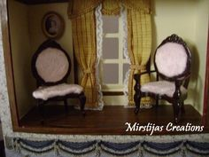 Couple of chairs. (ed De Agostini)