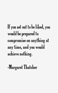 Margaret Thatcher Quotes