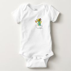 Valentine's Day Ginger Yellow Cupid Cat Baby Onesie - valentines day gifts diy couples special day