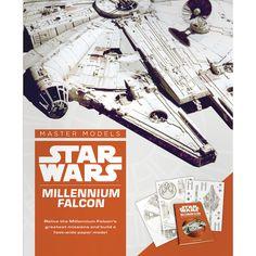 Star wars the blueprints by jw rinzler online wishlist pinterest star wars master models millennium falcon malvernweather Image collections