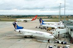 Ansett Australia Melbourne Airport