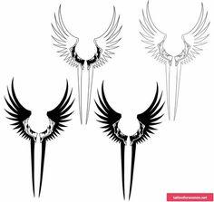 Viking Tattoo Meaning: Discover the secrets of Norse Mythology | Valkirie Tattoo Bedeutung | #tattoo #tattooforwomen #tattoodesign #tattooideas | Mixed Viking Tattoo Symbol, Norse Tattoo, Celtic Tattoos, Viking Tattoos, Warrior Tattoos, 3d Tattoos, Wings Tattoo Meaning, Tattoos With Meaning, Tattoo Signification