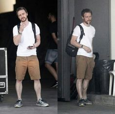 James McAvoy in Madrid July 5,2016