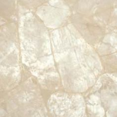 Artistic Tile | Majestic Gemstone | White Quartz