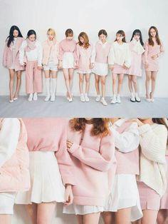 Official Korean Fashion : Korean Fashion Similar Look - Fashion Korean Fashion Pastel, Korean Fashion Trends, Korean Street Fashion, Korea Fashion, Japan Fashion, Kpop Fashion, Pink Fashion, Cute Fashion, Fashion Looks