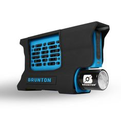 Brunton Hydrogen Reactor Can Keep You Off The Grid For Months - OhGizmo! ohgizmo.com #OffTheGridPower