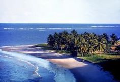 Joao Pessoa - this is where I'll be in a few days. :)
