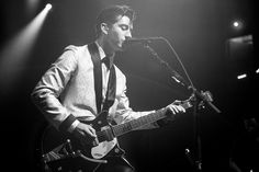 Alex Turner (Arctic Monkeys) by Lindsey Best