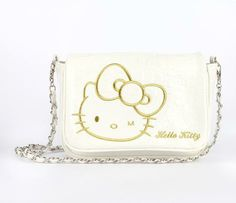 Hello Kitty Shoulder Bag: Big Ribbon