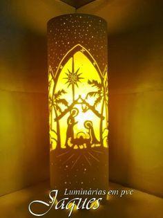 arte em pvc luminarias - Buscar con Google
