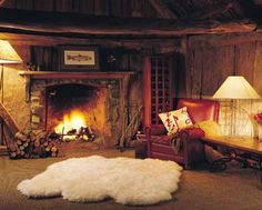 At last we would fall asleep on the floor in front of a Chimney smoke and enjoy having each other
