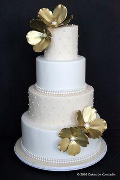 Cakes by Konstadin | MODwedding