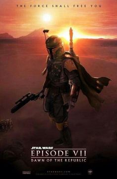 Star Wars (7): Dawn Of The Republic. Release Date USA - 18/12/15