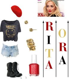 """My Rita Ora Style"" by jtdiva5675 on Polyvore"