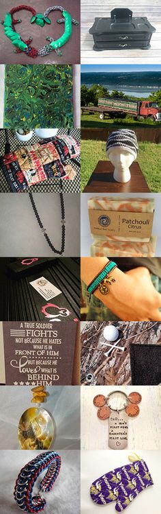 Gifts for HIM by Diane Negron on Etsy--Pinned+with+TreasuryPin.com