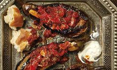 Purple patch: Yotam Ottolenghi's Turkish-style aubergine recipes | Life and style | The Guardian