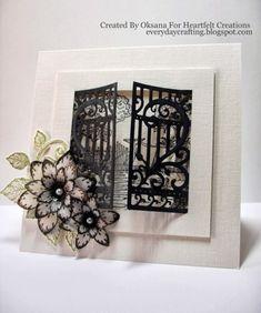 Elegant Backyard Gateway by OksanaClegg - Cards and Paper Crafts at Splitcoaststampers