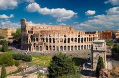 Tour Roma Antigua Coliseo #roma #romaantigua