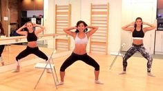 Barre Fitness   Abs Workout   Standing Core Work