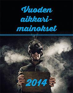 Vuoden aikkarimainokset 2014 kansi
