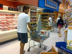 omg How would I love to see DelPo in the grocery store????