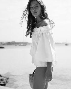 ELLE Sweden July 2018 Marlene Kohrs by Eric Josjo | Fashion Editorials