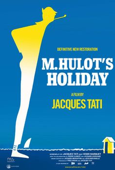 Mr. Hulot's Holiday Movie Poster