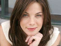 Michelle Monaghan. So beautiful.
