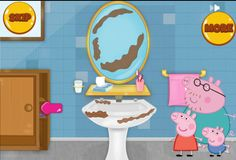 There are Tiny games which have the effect on the habits of little kids. Peppa pig is a famous Cartoon character especially in the United Kingdom. By playing games of this character children learn new things like how to clean things cooking and many other things.