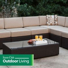 The Manhattan Sectional offers excitement and comfort with modern elegance.