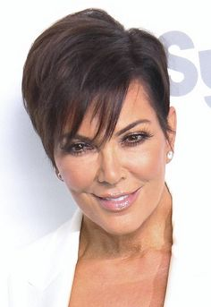 Outstanding Kris Jenner Haircut Google Search Hairstyles Pinterest A Hairstyles For Men Maxibearus