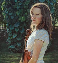 VIOLIN MUET, BY DANIELLE RICHARD