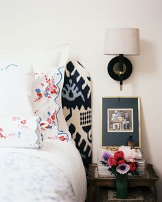 Anna Burke's Cheery Apartment in the West Village by Lonny
