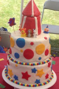 J's birthday cake