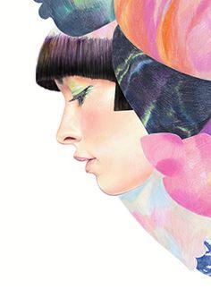 Minni Havas fashion illustrations Minni Havas is a freelance illustrator based in Helsinki. After studying fashion design she now focuses on fashion illustration. Her illustration is photorealistic. Art And Illustration, Wad Magazine, Freelance Illustrator, Collage Art, Fashion Art, Fashion Collage, Fashion Graphic, Fashion Design, Cool Art