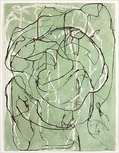 NY Times article. Brice Marden: A Retrospective of Paintings and Drawings - Art ...