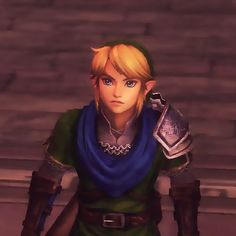 The legend of zelda fandom: the only fandom I know where simple facial expressions causes fangirling x,D
