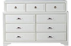 Dressers: Bedroom Dresser Styles in White, Black & more