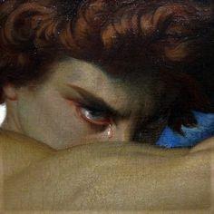 The Fallen Angel Alexandre Cabanel Renaissance Kunst, Renaissance Paintings, Rennaissance Art, Greek Art, Classical Art, Photo Instagram, Aesthetic Art, Angel Aesthetic, Dark Art