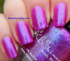KBShimmer Summer 2015: The Tropical Glitters - We Be Jammin