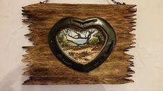 Pallet Heart Wall Art