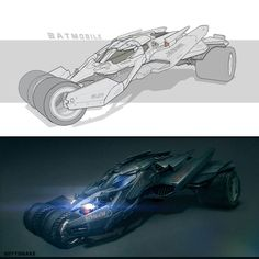 Batmobile by Gottsnake on DeviantArt Batman Auto, Batman Batmobile, Futuristic Motorcycle, Futuristic Cars, Armor Concept, Concept Cars, Batman Redesign, Univers Dc, Batman Artwork