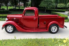 AutoTrader Classics - 1935 Ford Pickup 8 Cylinder Automatic | Antiques | Plymouth, MI