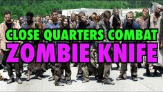 Close Combat Zombie Knife